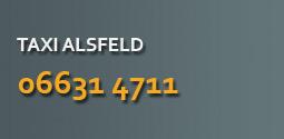 Taxi Alsfeld